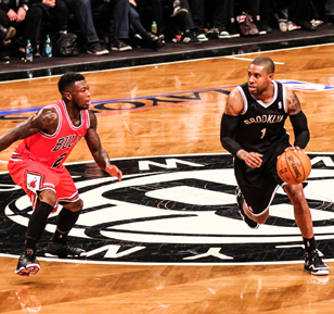 Brooklyn Nets at the Playoffs for Time Out NY